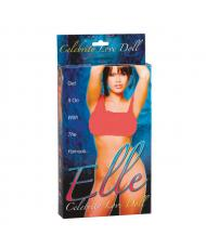 Elle Celebrity Love Doll