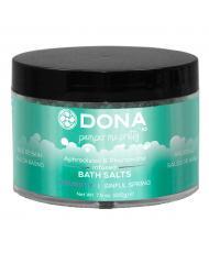 DONA Bath Salts NAUGHTY Sinful Spring 215g
