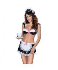 Roxana Waitress Outfit
