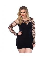 Leg Avenue Seamless Minidress UK 1618