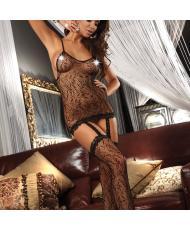 Corsetti Catriona Body Stocking UK Size 8 to 12