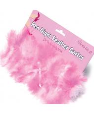 Hen Night Feather Garter